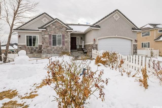 817 W 3350 N, Lehi, UT 84043 (#1725740) :: Powder Mountain Realty