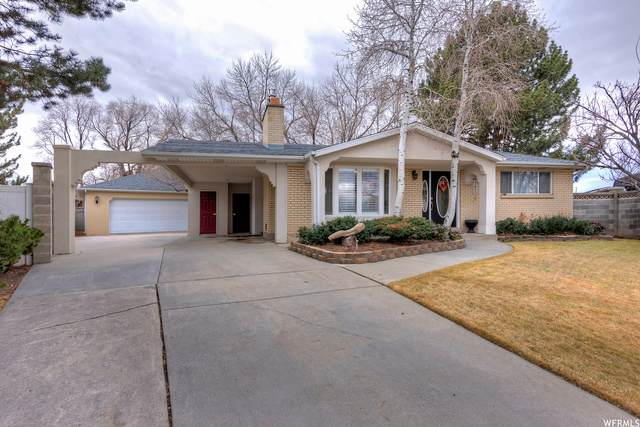 3735 W Coats Dr, Taylorsville, UT 84129 (#1725753) :: Red Sign Team