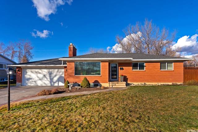 1081 E Wesley Rd, Murray, UT 84117 (#1725759) :: Powder Mountain Realty