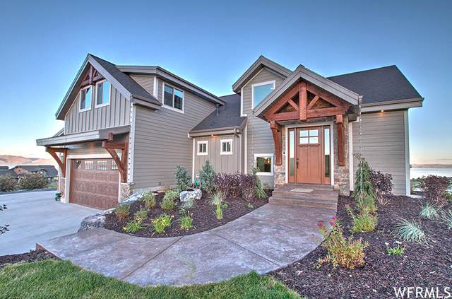 531 Reserve Dr, Fish Haven, ID 83287 (#1725768) :: goBE Realty