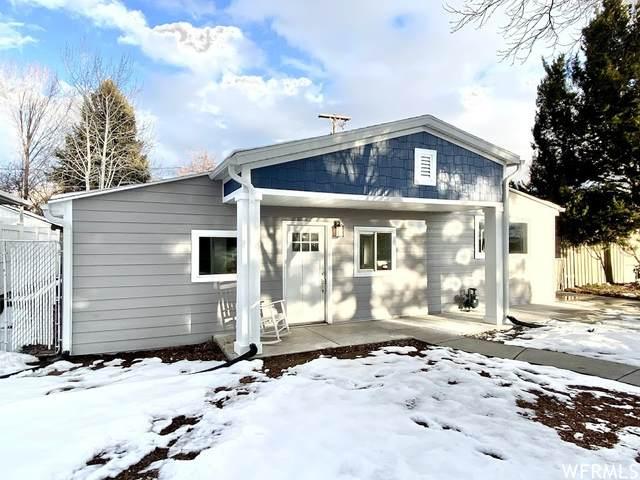 2785 S Melbourne St, Salt Lake City, UT 84106 (#1725782) :: Utah Best Real Estate Team | Century 21 Everest