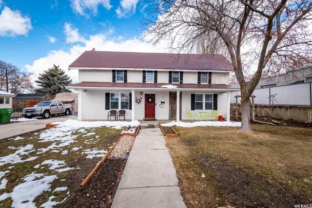 16 W 400 S, Brigham City, UT 84302 (#1725784) :: Utah Dream Properties