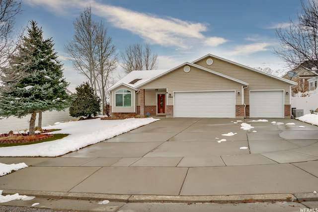1066 Allen Peak Cir, Ogden, UT 84404 (#1725796) :: Utah Best Real Estate Team | Century 21 Everest