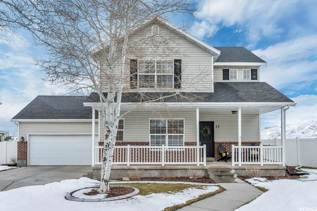 77 Aparicio Dr #707, Tooele, UT 84074 (#1725822) :: Bustos Real Estate | Keller Williams Utah Realtors