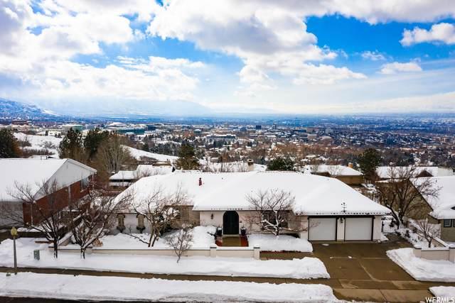 1442 E Chandler Dr, Salt Lake City, UT 84103 (MLS #1725866) :: Summit Sotheby's International Realty