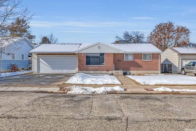 1031 N 500 E, Logan, UT 84341 (#1725872) :: Utah Dream Properties