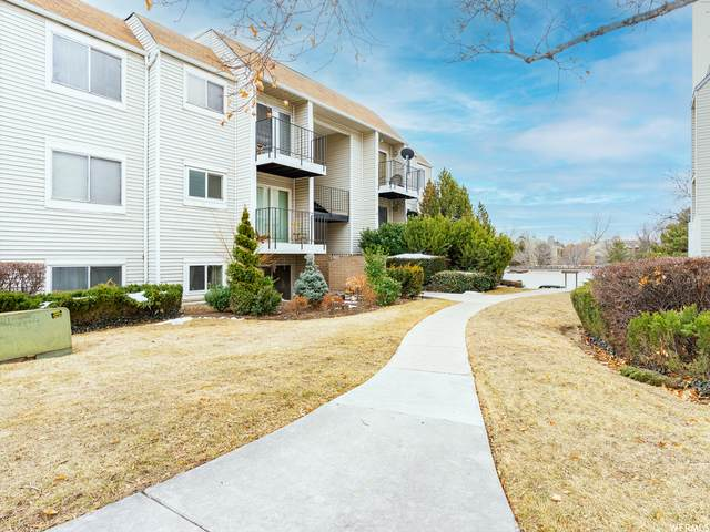 1059 E Quail Vista Ln F, Salt Lake City, UT 84117 (#1725881) :: goBE Realty