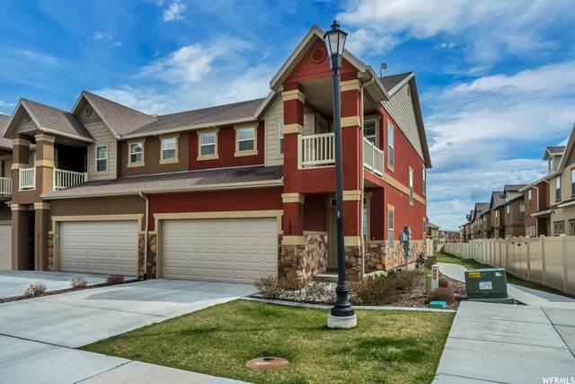 184 E Segovia Ln N, Saratoga Springs, UT 84045 (#1725883) :: Powder Mountain Realty
