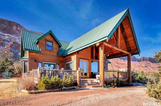 289 Pope Ln, Castle Valley, UT 84532 (#1725889) :: Belknap Team