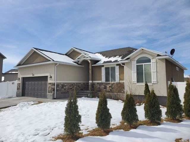 925 N Jasper Cir W, Tooele, UT 84074 (#1725895) :: Utah Dream Properties