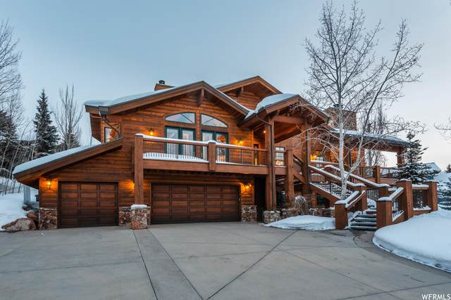 2490 Silver Cloud Dr, Park City, UT 84060 (#1725908) :: Powder Mountain Realty