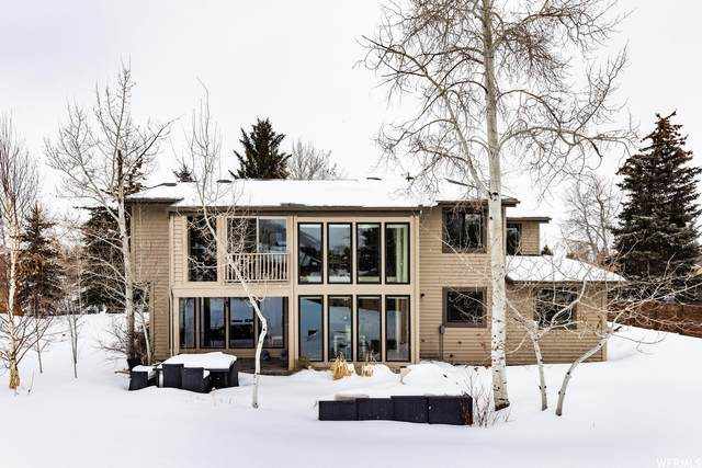 1539 W Meadows Connection, Park City, UT 84098 (MLS #1725921) :: High Country Properties