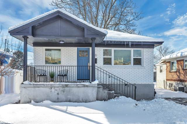 216 E Whitlock Ave, Salt Lake City, UT 84115 (#1725941) :: Big Key Real Estate