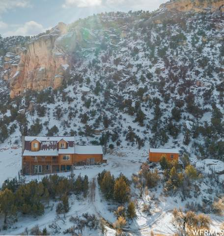 4525 N Dryfork  Canyon Rd, Dry Fork, UT 84078 (MLS #1725949) :: Summit Sotheby's International Realty