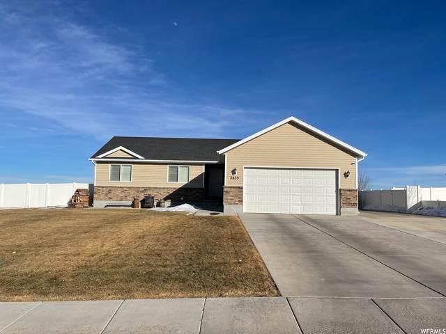 2839 S 350 W, Vernal, UT 84078 (#1725958) :: Bustos Real Estate | Keller Williams Utah Realtors