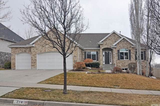 274 Park View Cir, Bountiful, UT 84010 (MLS #1725963) :: Lookout Real Estate Group