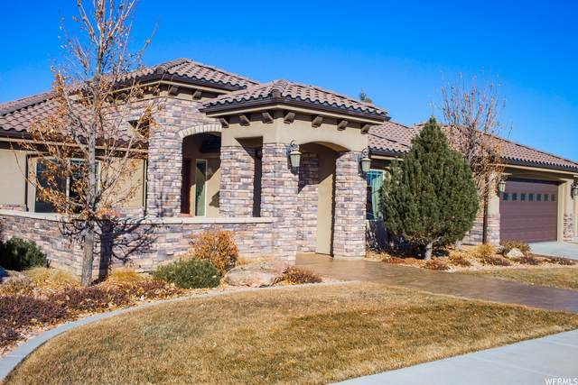 156 W 600 N, Blanding, UT 84511 (MLS #1725969) :: Summit Sotheby's International Realty