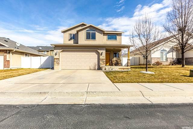 754 N Stonne Ln E, Kaysville, UT 84037 (#1725979) :: Utah Dream Properties