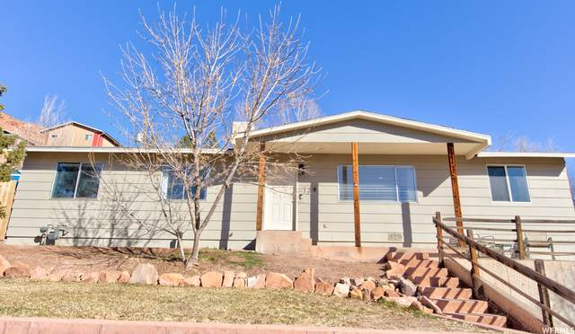 129 Hillside, Moab, UT 84532 (MLS #1725992) :: Summit Sotheby's International Realty