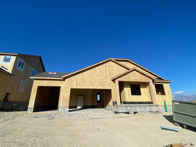 1234 W Waverly Hills Ln #108, West Jordan, UT 84084 (#1726014) :: The Perry Group