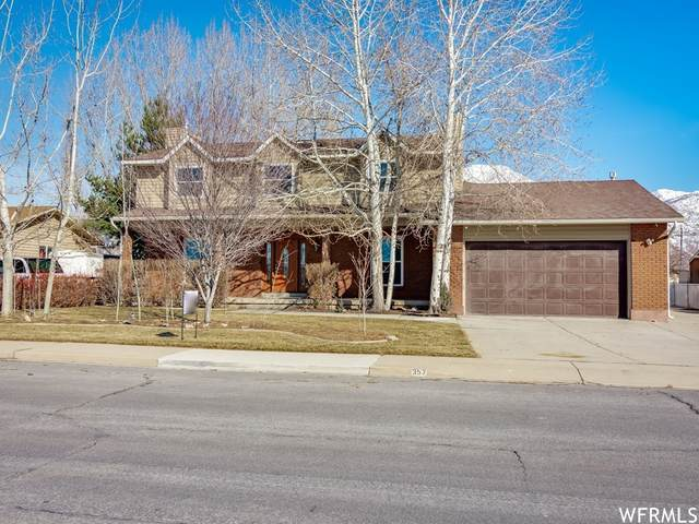357 S 280 W, Orem, UT 84058 (#1726028) :: The Fields Team