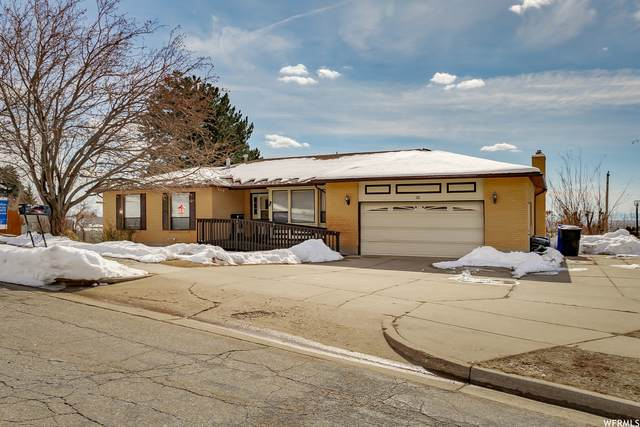 343 W 4125 N, Pleasant View, UT 84414 (MLS #1726029) :: Summit Sotheby's International Realty