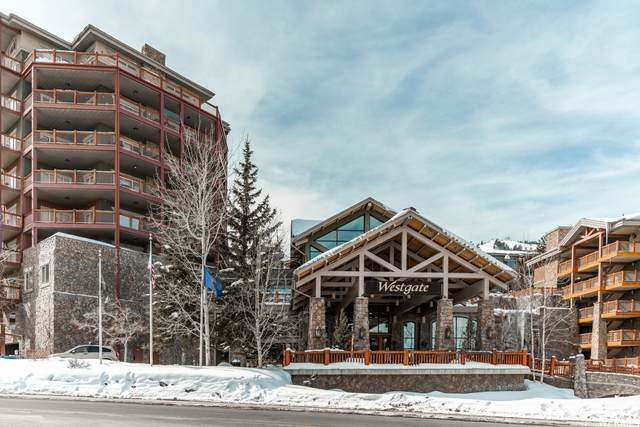 3000 Canyons Resort Dr 4807B, Park City, UT 84098 (#1726038) :: RE/MAX Equity