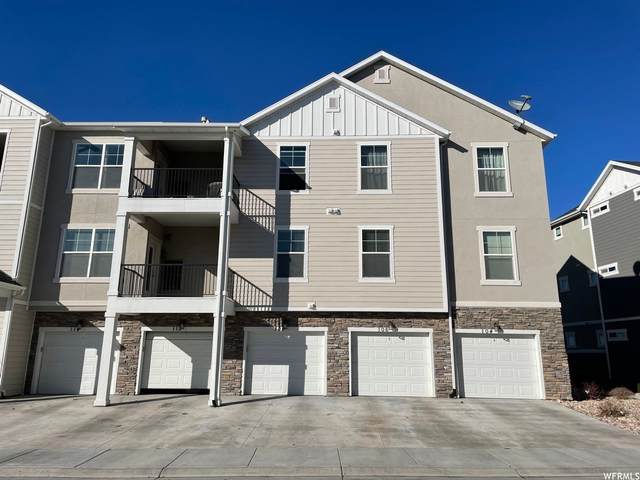 108 W Silver Springs Dr #108, Vineyard, UT 84059 (#1726051) :: Red Sign Team