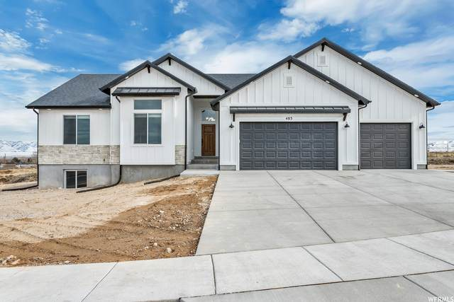 483 W Durfee St S #322, Grantsville, UT 84029 (MLS #1726054) :: Lawson Real Estate Team - Engel & Völkers