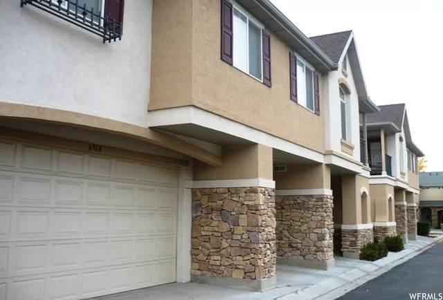 6768 S Harbonne Ln, West Jordan, UT 84084 (MLS #1726066) :: Lawson Real Estate Team - Engel & Völkers