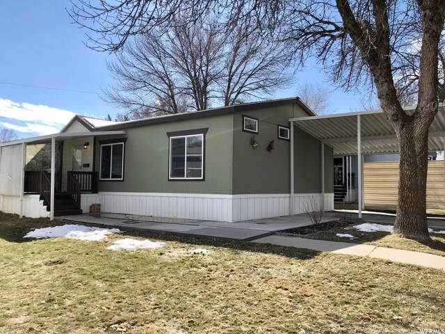 234 E Detroiter Cir S, Murray, UT 84107 (#1726129) :: C4 Real Estate Team