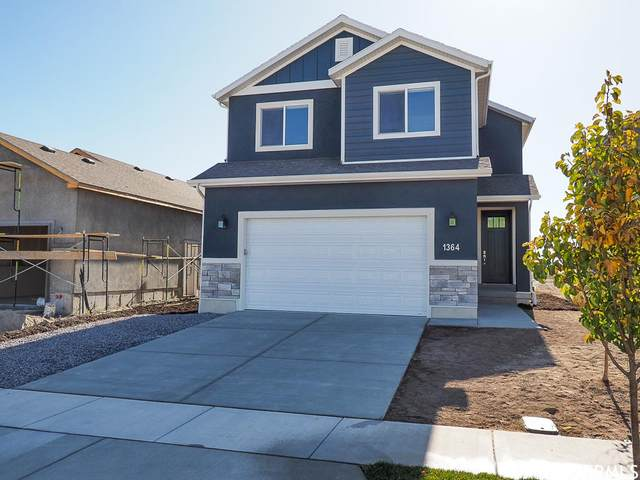 1263 E Pamela St #221, Eagle Mountain, UT 84005 (#1726132) :: Red Sign Team