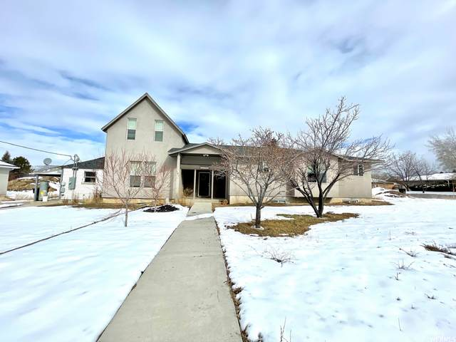 197 E 300 S, Ephraim, UT 84627 (#1726137) :: Black Diamond Realty