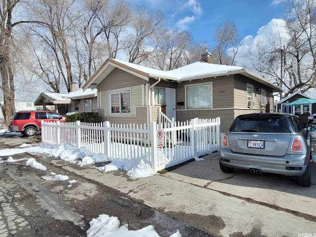 1149 S Foulger St E, Salt Lake City, UT 84111 (#1726138) :: goBE Realty