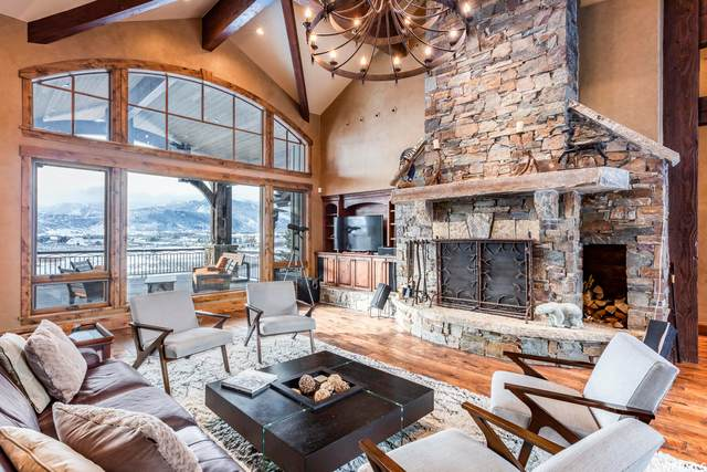 6170 Trailside Dr, Park City, UT 84098 (MLS #1726163) :: High Country Properties