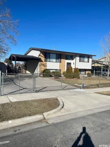 3712 W 4040 S, West Valley City, UT 84120 (MLS #1726186) :: Summit Sotheby's International Realty