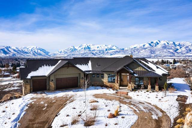 1265 N Valley Heights Cir, Heber City, UT 84032 (#1726192) :: Big Key Real Estate