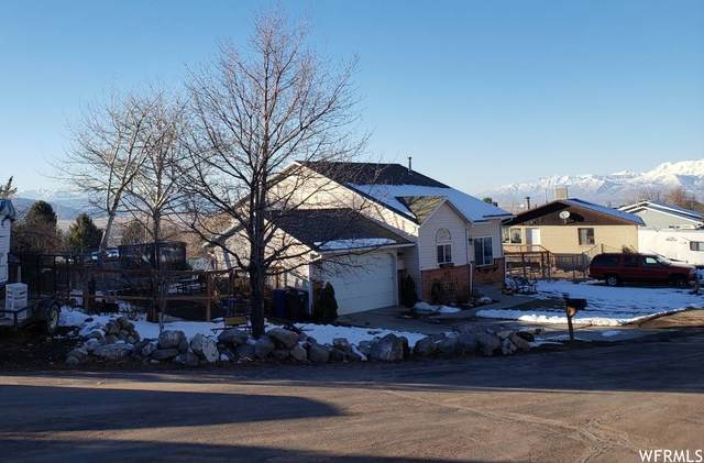 92 S Highland Cir, Elk Ridge, UT 84651 (MLS #1726202) :: Summit Sotheby's International Realty