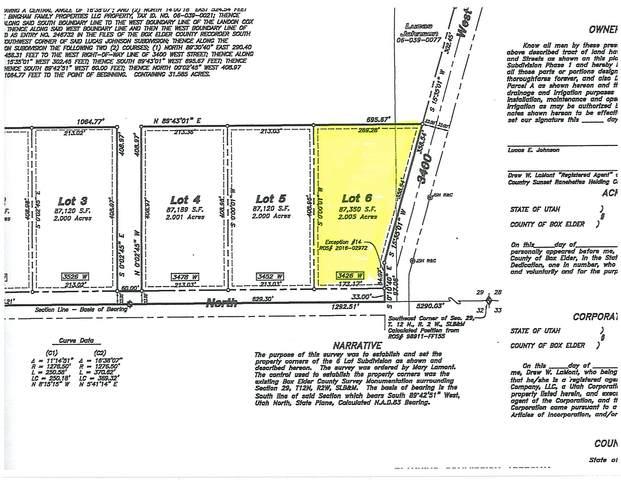 3426 W 12800 N #6, Collinston, UT 84306 (#1726204) :: C4 Real Estate Team