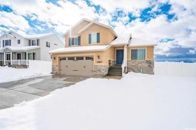 1587 N Broadway Ave E, Tooele, UT 84074 (#1726216) :: Bustos Real Estate | Keller Williams Utah Realtors