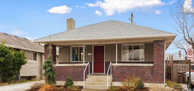 128 E Hampton Ave, Salt Lake City, UT 84111 (#1726217) :: Big Key Real Estate