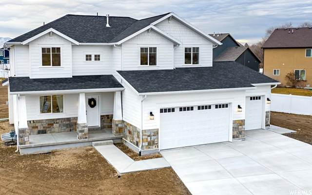 10272 S Dial Ct W, South Jordan, UT 84095 (#1726226) :: goBE Realty