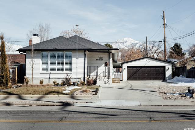 2791 S 900 E, Salt Lake City, UT 84106 (#1726237) :: goBE Realty