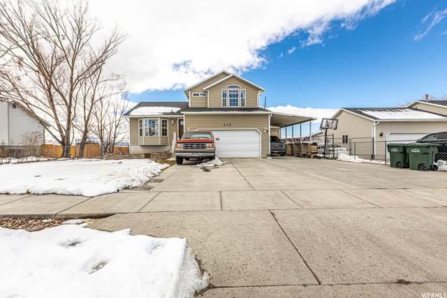 372 S 980 W, Tooele, UT 84074 (#1726257) :: Bustos Real Estate | Keller Williams Utah Realtors