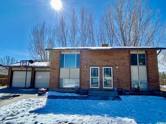 825 W 350 S, Vernal, UT 84078 (#1726259) :: Big Key Real Estate