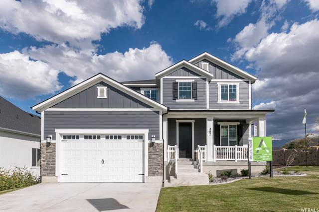 387 E Snowy Egret Dr, Salem, UT 84653 (#1726277) :: Red Sign Team