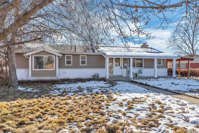 5810 S Lakeside Dr E, Murray, UT 84121 (#1726279) :: C4 Real Estate Team