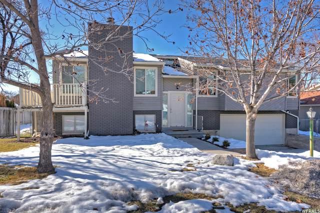 9570 S Eastdell Dr E, Sandy, UT 84092 (#1726295) :: Bustos Real Estate | Keller Williams Utah Realtors