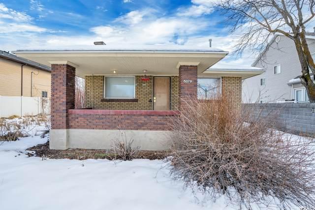 5079 S 900 E, Murray, UT 84117 (#1726315) :: C4 Real Estate Team
