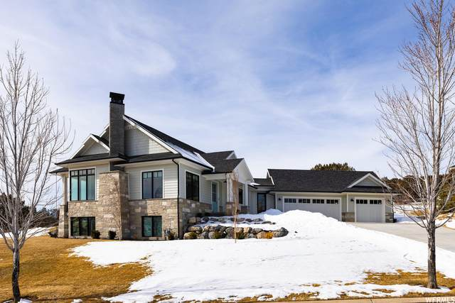 224 S Lindsay Hill Rd, Heber City, UT 84032 (MLS #1726316) :: Summit Sotheby's International Realty